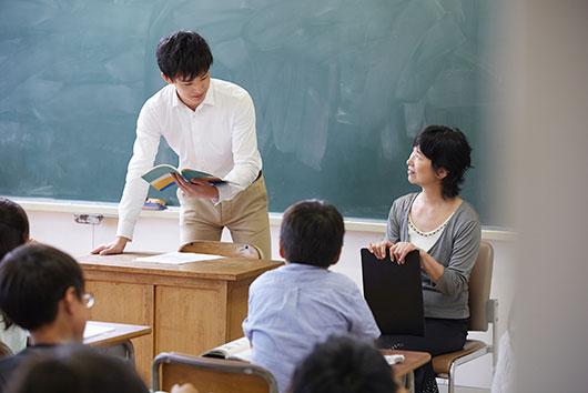 学びの場「教職課程センター」
